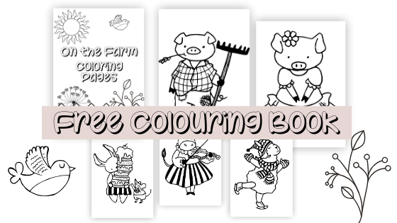 Free Colouring book